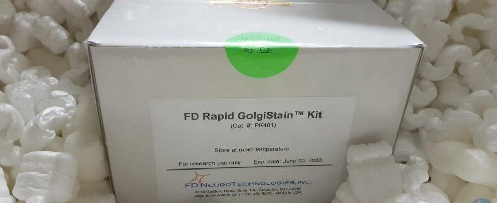 Kit FD Rapid GolgiStain ™